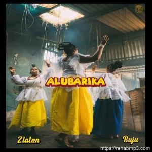 Zlatan ft. Buju – Alubarika