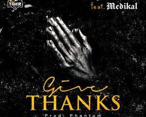 Chinko Ekun Give Thanks Mp3 Download