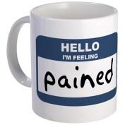 pain, back pain, pain-ed, rehab, chronic pain