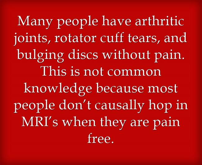 MRI, Michael Infantino
