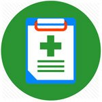 rehab admission symbol