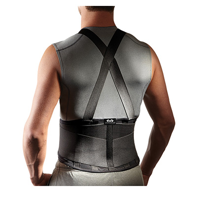 McDavid 496 Level 2 Back Support w Suspenders Rehabzone Singapore