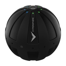 Hyperice HyperSphere Black Rehabzone Singapore