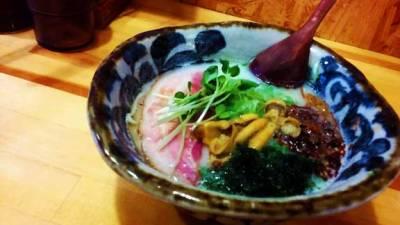長崎で一番おいしいラーメン店らーめん砦2