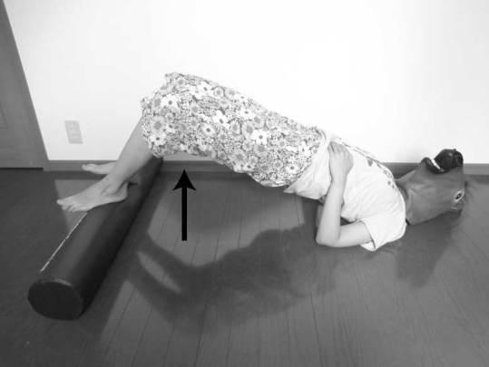 ストレッチポールを使ったリハビリ方法/筋力トレーニング