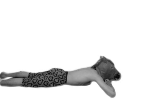 脊椎伸展①