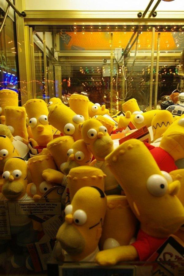Bart und Homer