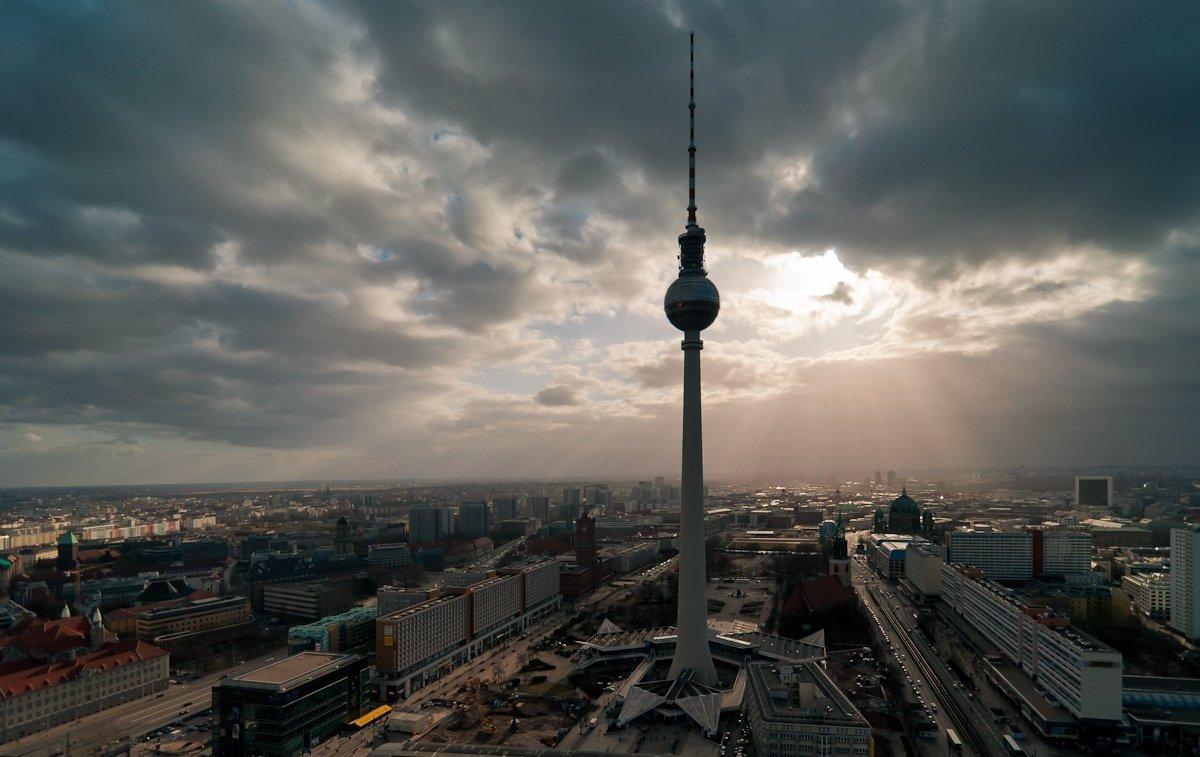 Zweimal Berlin
