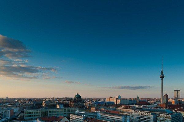"""Berlin """"Skyline"""""""