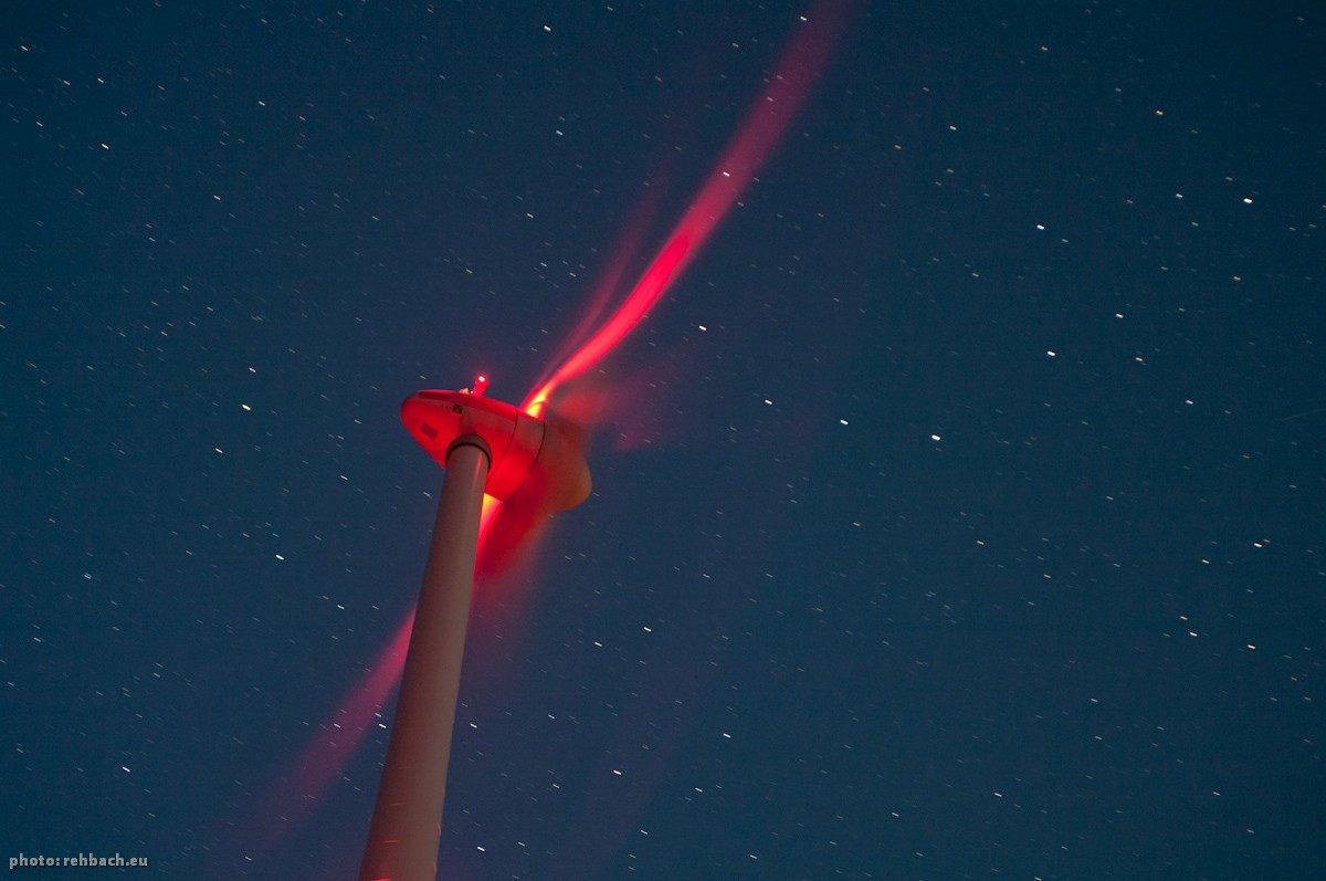Rote Energie