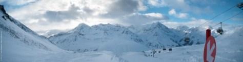 Panoramablick vom Hochalter