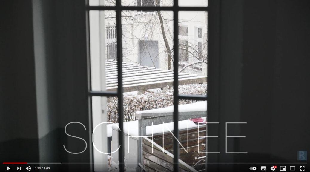 SloMo Schnee – Rehbach.eu - Bildermacher