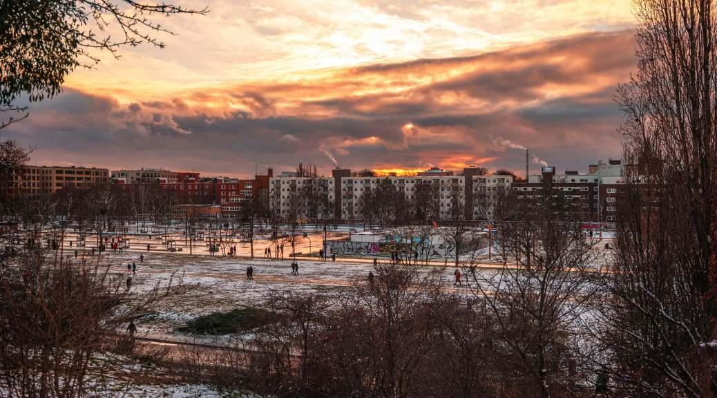Berlin kann auch (ein bisschen) Winter – Rehbach.eu - Bildermacher