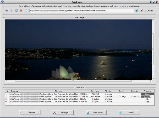 TubeDigger 6.6.3 Crack With License + Registration Key {2019}