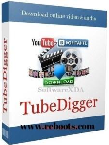 TubeDigger 6.8.6 Crack With License + Registration Key {2020}