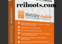 Website Auditor 4.38.4 Crack with Registration key Download