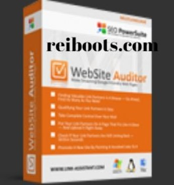 Website Auditor 4.43.6 Crack with Registration key Download