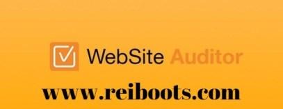 Website Auditor 4.38.14 Crack with Registration key Download