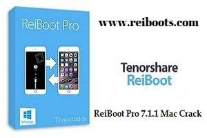 Tenorshare ReiBoot 7.1.2.5 Crack + Registration Code & License key