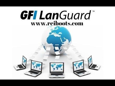 GFI LanGuard 12.5 crack + License & Serial key Free Download