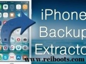 IPhone Backup Extractor 7.6.17.2042 Crack + Serial Number