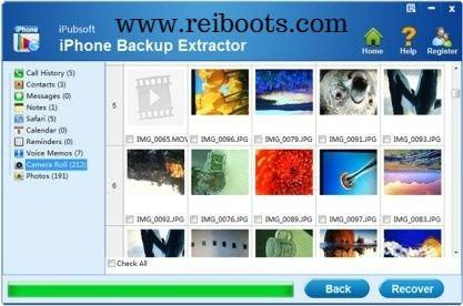 iphone backup extractor serial keygen