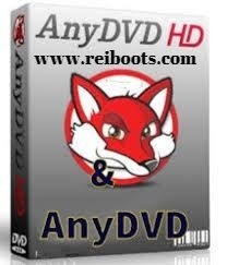 AnyDVD HD 8.3.0.1 Crack + Patch & Keygen Free Download