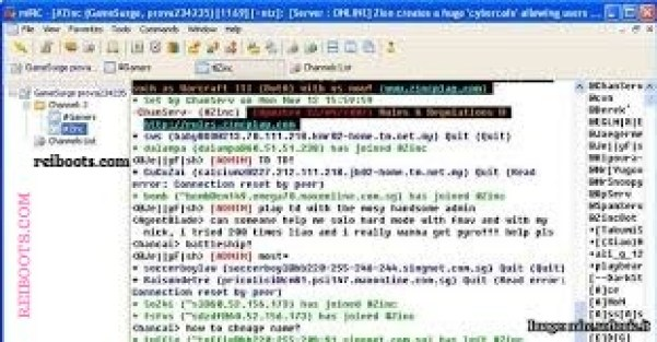 MIRC 7.55 Crack With Keygen & Registration code Full Version Free Download