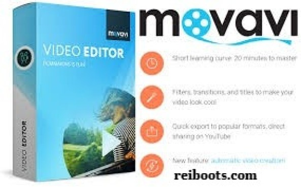 Movavi Video Editor 20.3.0 Full Crack With Activation key Generator