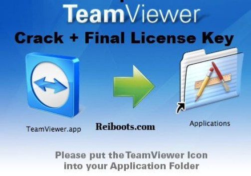 TeamViewer 15.7.6 Crack With Serial and License key Free Download