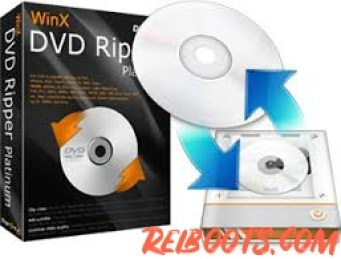WinX DVD Ripper Platinum Serial Key 8.20.1 Version With Full Crack