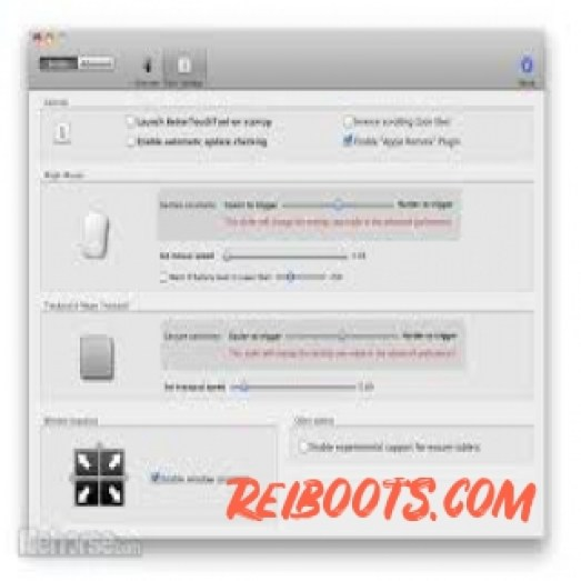 BetterTouchTool 3.219 Crack With Free License key Download
