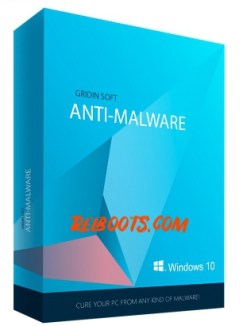 GridinSoft Anti-Malware 4.0.29 Crack With Free Activation Code