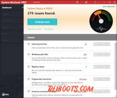 System Mechanic Pro 19.1.2.69 Crack Free Activation Key Form Torrent Is Here
