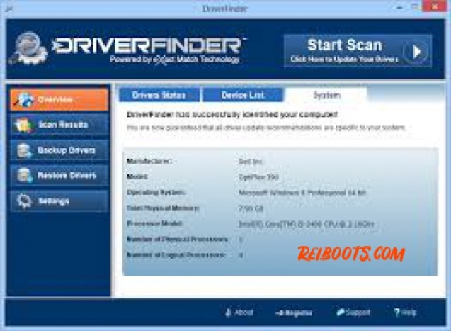 Driver Finder 3.8.0 Crack With License key + Keygen Free Download