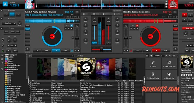 Virtual DJ Pro 2018 Build 4848 Full Crack With Free Serial Number Download For MAC
