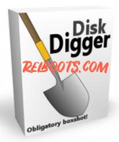 DiskDigger 1.23.31.2917 Full Crack With License Key [Latest]