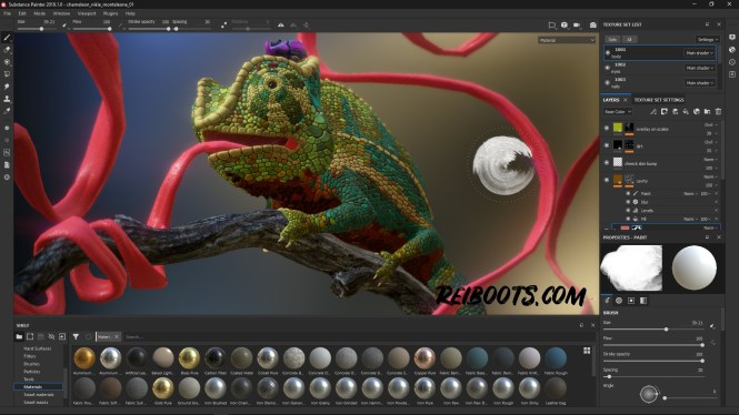 Substance Painter 2019.3.2.3653 Crack Full Version Torrent [Latest]