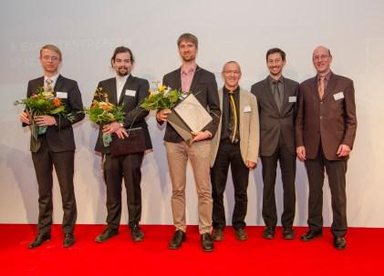 Verleihung der Förderpreise der Energie und Umweltstiftung Leipzig