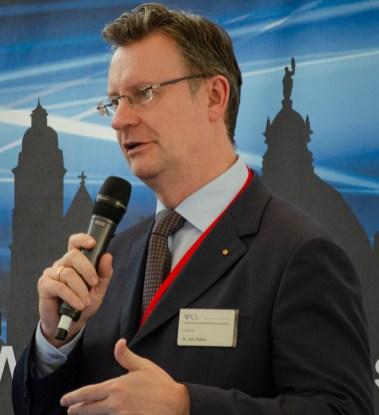 Dr. Jens Katzek, Geschäftsführer Automotive Cluster Ostdeutschland GmbH; Foto Andreas Reichelt