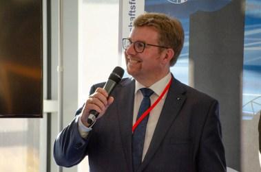 ai-Uwe Blechschmidt, Vorsitzender Netzwerk Energie & Umwelt e. V.; Foto Andreas Reichelt