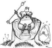Roi des rongeux