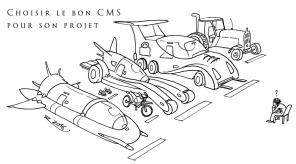Choisir le bon CMS pour son projet