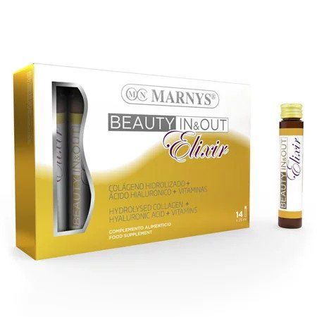 beauty in & out capsules