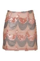 ariel mini skirt