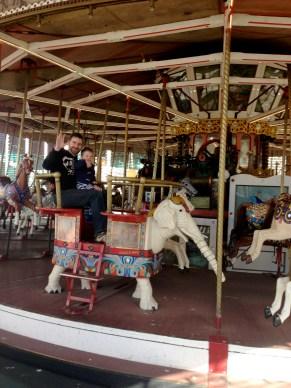 Merry-go-round!