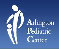 Old Arlington Pediatric Center logo. The result of Cheap logo design
