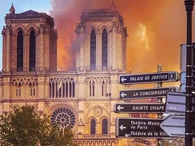 On Notre Dame. . .