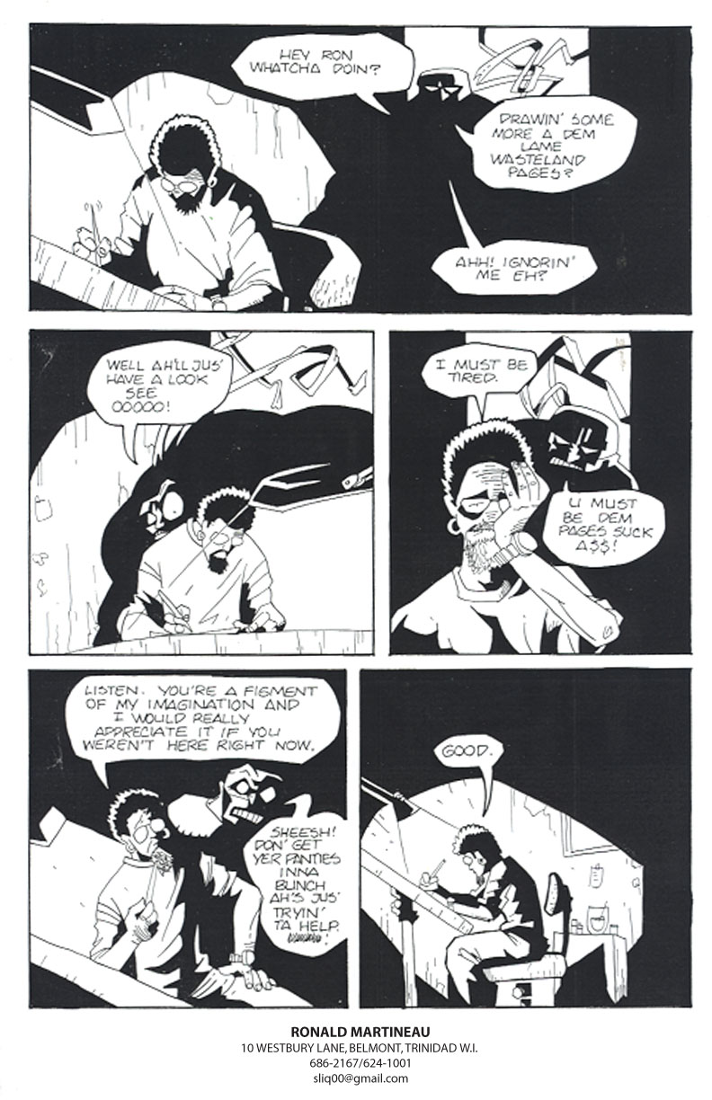 Early Grit page from 2008