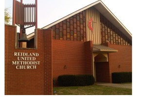 Picture of Reidland United Methodist Church From Front